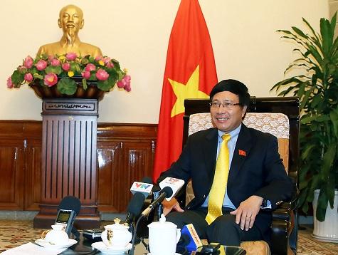 Phó Thủ tướng nói về ý nghĩa việc Việt Nam trở thành thành viên ECOSOC - Ảnh 1
