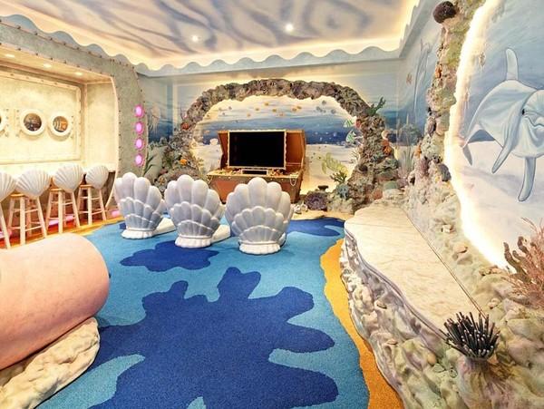 """Phòng ngủ tuyệt đẹp của các """"cậu ấm cô chiêu"""" Anh Quốc - Ảnh 9"""