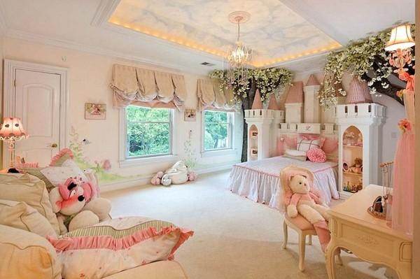 """Phòng ngủ tuyệt đẹp của các """"cậu ấm cô chiêu"""" Anh Quốc - Ảnh 2"""