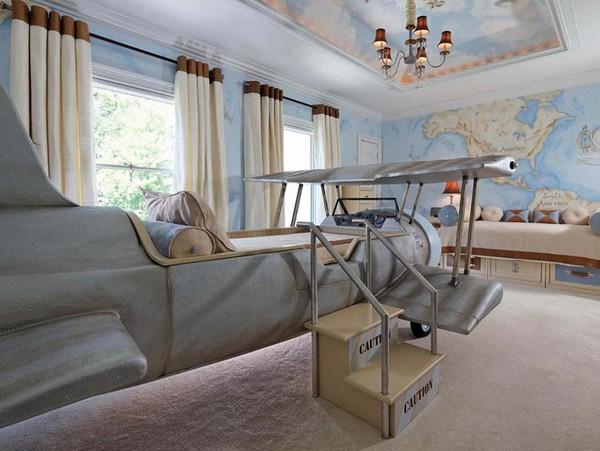 """Phòng ngủ tuyệt đẹp của các """"cậu ấm cô chiêu"""" Anh Quốc - Ảnh 5"""