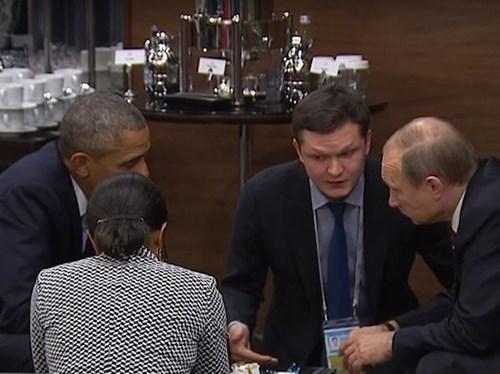 Tổng thống Putin: IS nhận tài trợ từ 40 nước, bao gồm cả một số nước G20 - Ảnh 1