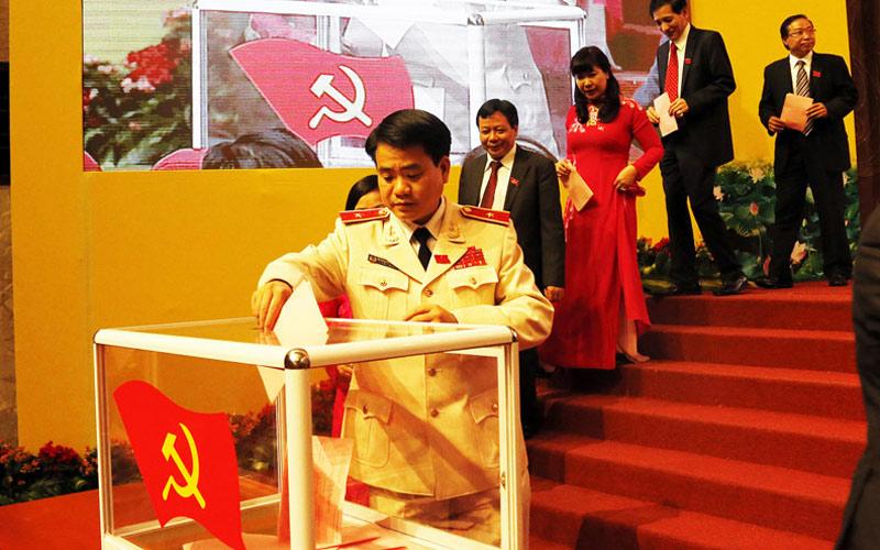 Ông Nguyễn Đức Chung làm Phó Bí thư Hà Nội - Ảnh 2