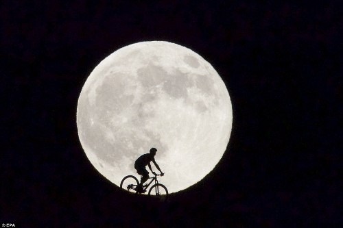 Những hình ảnh ấn tượng về siêu trăng đầu tiên của năm 2015 - Ảnh 1