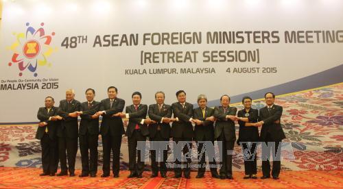 Tăng cường trách nhiệm, vai trò của ASEAN trong vấn đề Biển Đông - Ảnh 1