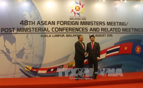 Tăng cường trách nhiệm, vai trò của ASEAN trong vấn đề Biển Đông - Ảnh 2