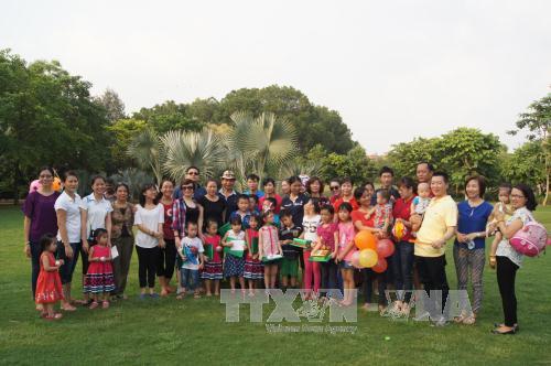 Đại sứ quán Việt Nam tại Ấn Độ tổ chức Tết Trung Thu  - Ảnh 3