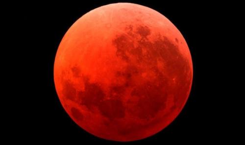 Siêu trăng và mặt trăng máu sẽ cùng xuất hiện vào Trung thu năm nay - Ảnh 1