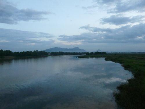 Vận hành liên hồ chứa lưu vực sông Vu Gia - Thu Bồn - Ảnh 1