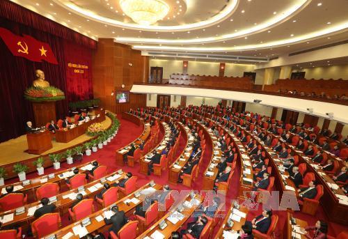 Hội nghị Trung ương II giới thiệu nhân sự Chủ tịch nước, Thủ tướng - Ảnh 1