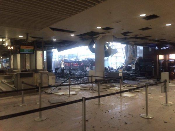 Bỉ: Tấn công khủng bố tại Brussels, ít nhất 34 người chết - Ảnh 1
