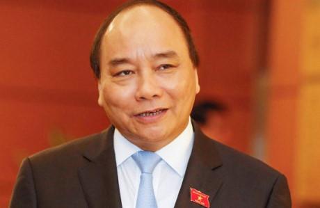 Đề nghị phê chuẩn Thủ tướng giữ chức Phó Chủ tịch Hội đồng QP-AN - Ảnh 1