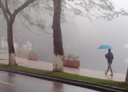 Dự báo thời tiết ngày mai 9/4: Bắc Bộ đêm và sáng mưa phùn - Ảnh 1