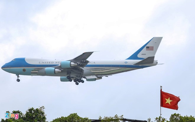 Tổng thống Obama đến thăm chùa Ngọc Hoàng - Ảnh 11