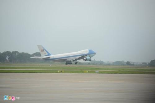 Tổng thống Obama rời Hà Nội vào TP HCM - Ảnh 11