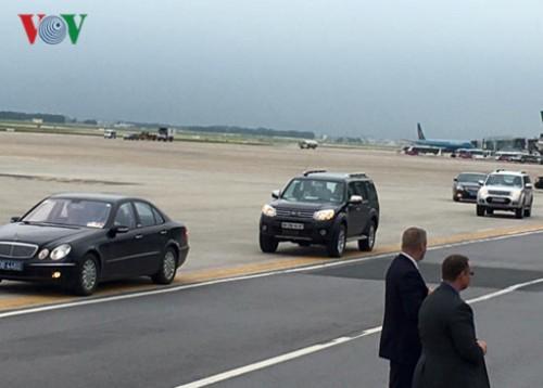 Tổng thống Obama rời Hà Nội vào TP HCM - Ảnh 7