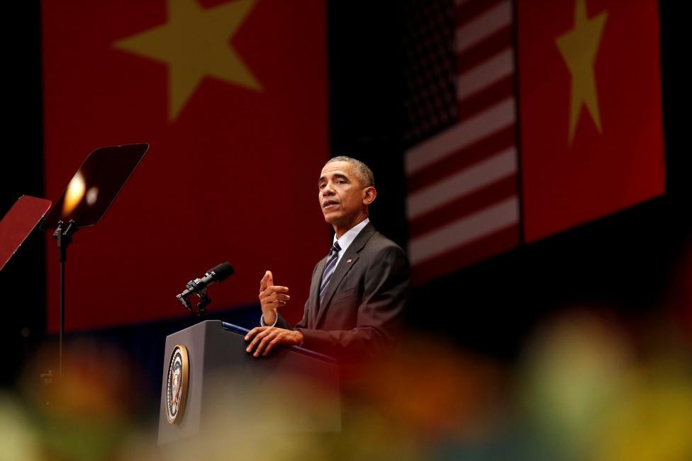 Ông Obama: Chính người Việt Nam quyết định vận mệnh và tương lai của mình - Ảnh 2