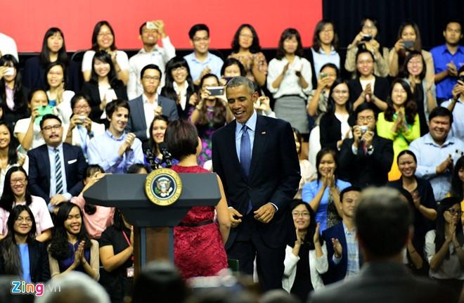 Tổng thống Obama: Hồi còn trẻ tôi cũng rất ham chơi - Ảnh 6