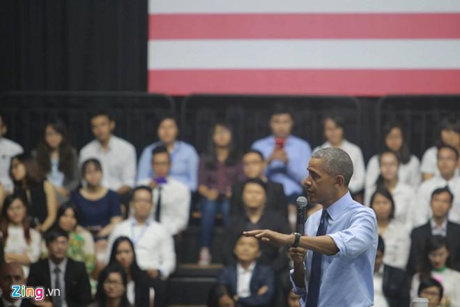 Tổng thống Obama: Hồi còn trẻ tôi cũng rất ham chơi - Ảnh 2