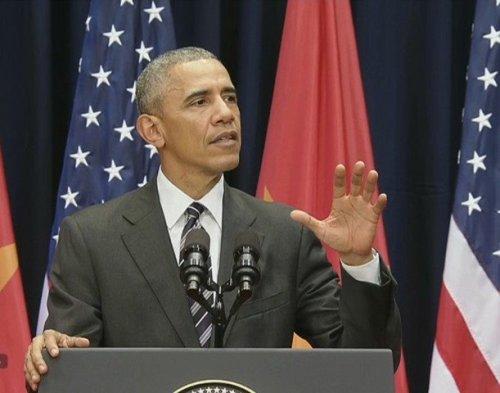 Diễn văn của Tổng thống Obama được chuẩn bị thế nào? - Ảnh 1