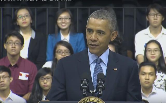 Tổng thống Obama: Hồi còn trẻ tôi cũng rất ham chơi - Ảnh 4