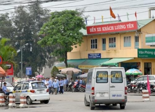 Chùm ảnh: Bến xe Lương Yên trước ngày di dời - Ảnh 7