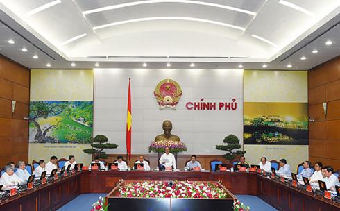 Thủ tướng nhấn mạnh 2 việc lớn tại phiên họp Chính phủ tháng 5 - Ảnh 2