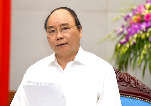 Thủ tướng nhấn mạnh 2 việc lớn tại phiên họp Chính phủ tháng 5 - Ảnh 1