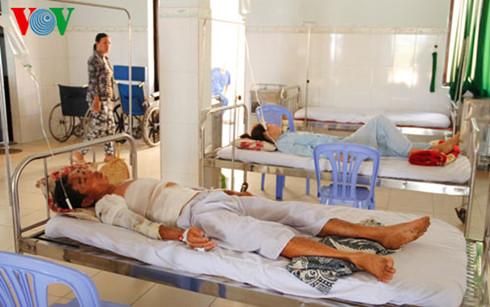 Tin mới nhất về vụ nổ ở đảo Phú Quý - Ảnh 1