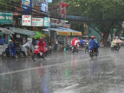 Dự báo thời tiết hôm nay 29/6: Cả nước có mưa - Ảnh 1