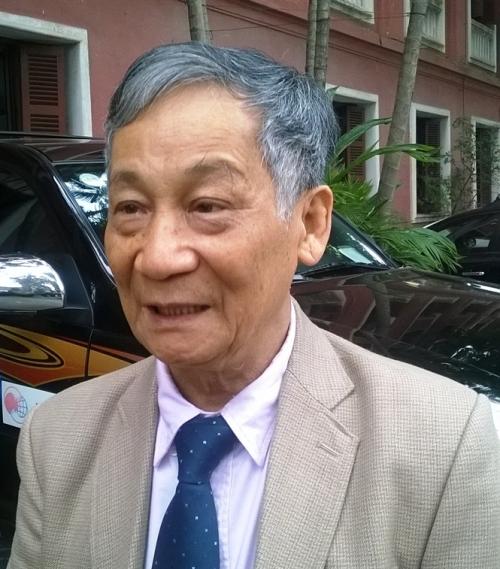 GS Hồng: 'Lúc tôi làm Thứ trưởng, chưa năm nào xả nước sớm như vậy' - Ảnh 2