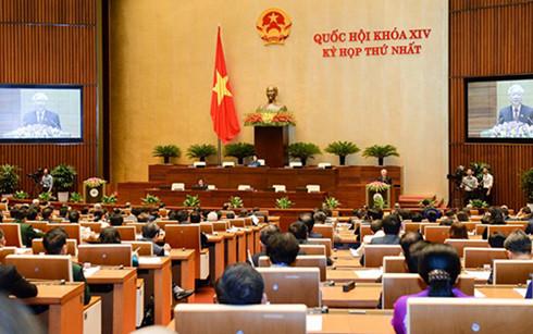Hôm nay, Quốc hội khoá XIV họp phiên bế mạc Kỳ họp thứ Nhất - Ảnh 1