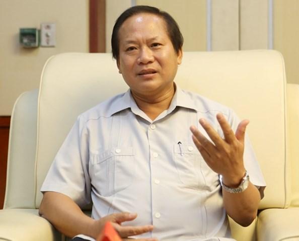 Ông Trương Minh Tuấn tái đắc cử chức Bộ trưởng Bộ Thông tin và Truyền thông - Ảnh 1