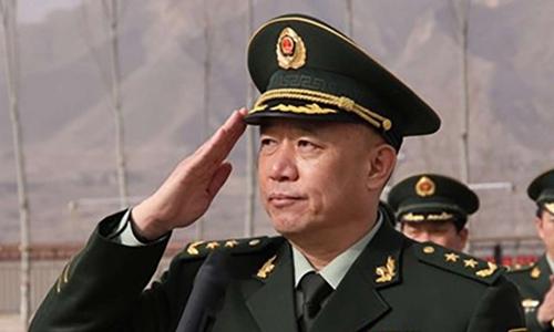 Phó tổng tham mưu trưởng quân đội Trung Quốc bị bắt - Ảnh 1