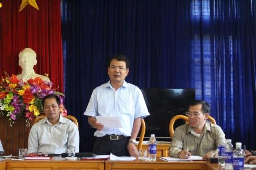 Chủ tịch Lào Cai vào hiện trường vụ sập hầm vàng, hỗ trợ gia đình thiệt hại - Ảnh 7