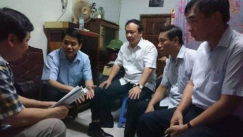 Sập nhà 4 người mắc kẹt tại Hà Nội, 2 nạn nhân tử vong - Ảnh 3