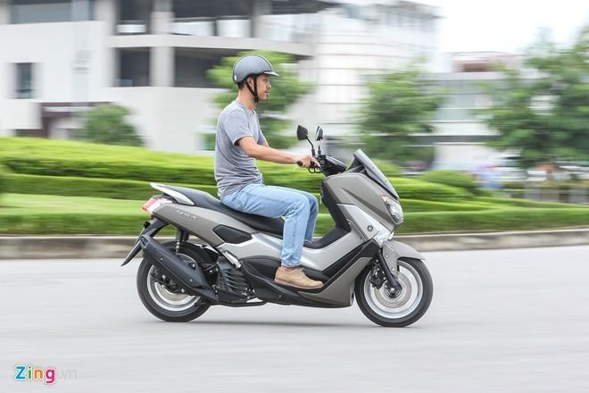 6 mẫu xe máy mới ra mắt ở Việt Nam trong tháng 9 - Ảnh 2
