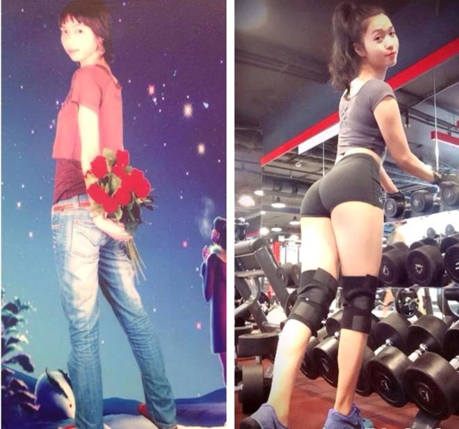 Cô gái có vóc dáng vạn người mê sau khi tăng 10 kg - Ảnh 3