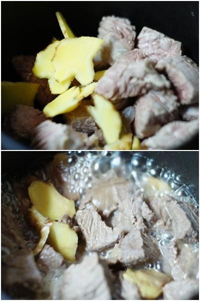 Thịt bò kho gừng đậm đà ngon cơm - Ảnh 2