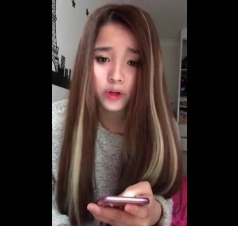 Clip cô nàng xinh đẹp đọc rap về người đồng tính gây sốt mạng xã hội - Ảnh 2