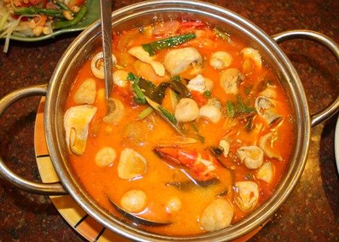 Canh tôm chua cay ngon hết ý cho bữa cơm cuối tuần - Ảnh 2