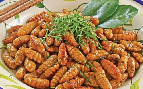 """Những món ăn chỉ có ở Việt Nam nhìn thì 'ghê"""" nhưng ăn là """"mê"""" - Ảnh 6"""