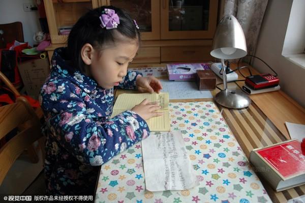 Bức thư đẫm nước mắt của bé gái 7 tuổi gửi bố đang nằm viện gây xúc động - Ảnh 2