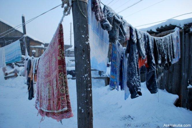 """Du lịch đến ngôi làng lạnh nhất trái đất nơi """"chim trời không dám bay qua"""" - Ảnh 8"""