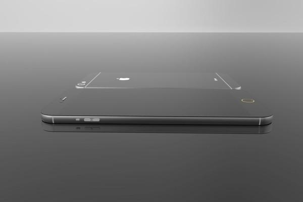 iPhone 7: Lạ mắt với ý tưởng cấu hình cao, thiết kế hoài cổ - Ảnh 2