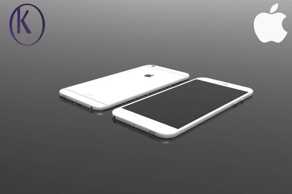 iPhone 7: Lạ mắt với ý tưởng cấu hình cao, thiết kế hoài cổ - Ảnh 3