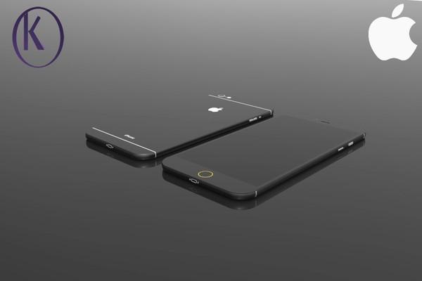 iPhone 7: Lạ mắt với ý tưởng cấu hình cao, thiết kế hoài cổ - Ảnh 4