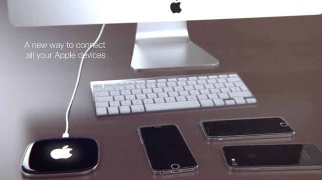 iPhone 7: Lạ mắt với ý tưởng cấu hình cao, thiết kế hoài cổ - Ảnh 5