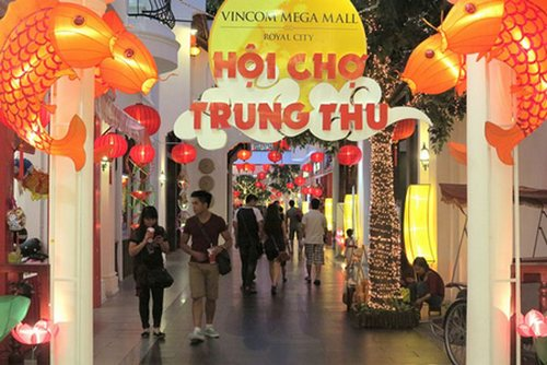 Địa điểm vui chơi trung thu 2015 ở Hà Nội hấp dẫn nhất - Ảnh 6