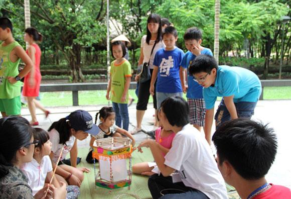 Địa điểm vui chơi trung thu 2015 ở Hà Nội hấp dẫn nhất - Ảnh 3