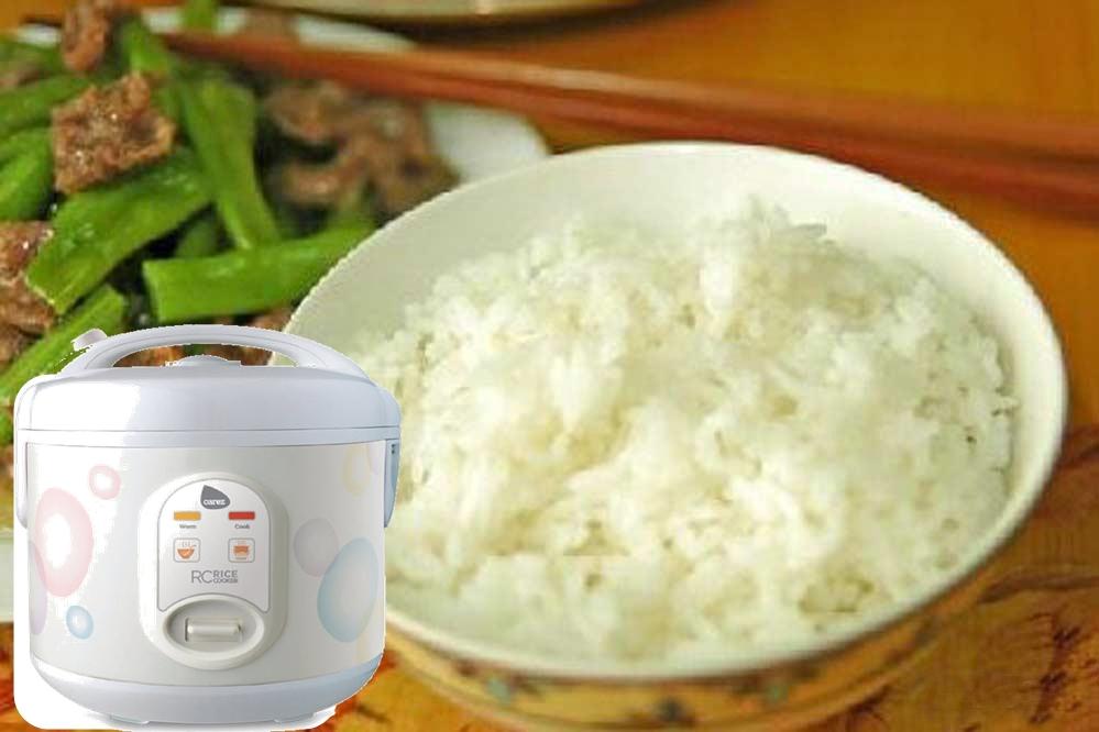 Cách nấu cơm ngon bằng nồi cơm điện đơn giản nhất - Ảnh 1